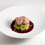 Ente in Glühwein Sauce